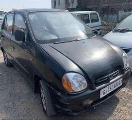 Hyundai Santro, 2002, CNG & Hybrids