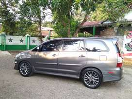 Jual Cepat Kijang Innova 2.0 G LUXURY matic bensin 2012 ISTIMEWA
