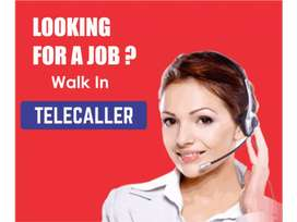 experienced female telecallers