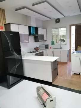 Ali block double story full furnish house for rent