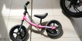 Balance bike element eva mint bonus sepeda bayi