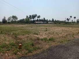 DTCP LAND available in Sathy main road - GANESAPURAM