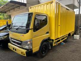Mitsubishi Colt Diesel Canter Ps110 Long 2016 Box Container