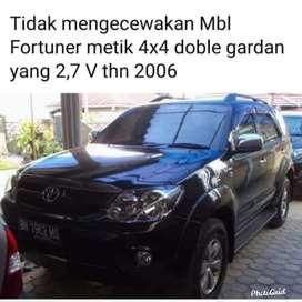 Fortuner 4x4 2.7G