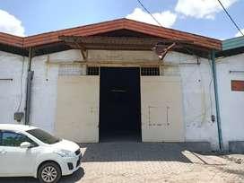 Disewakan Gudang Margomulyo Permai blok B (jalan utama)