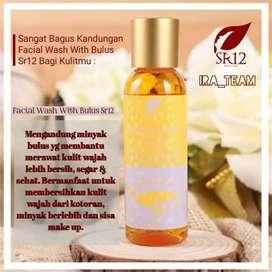 Facial wash bulus