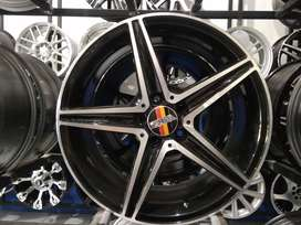 Velg Mobil Mercy Ring 18 HSR Wheel Blegah