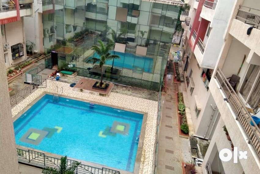3BHK Semi furnished flat on rent in Gachibowli 0