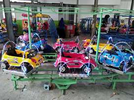 odong kereta panggung mobil mini full mainan excavator eskavator TWB