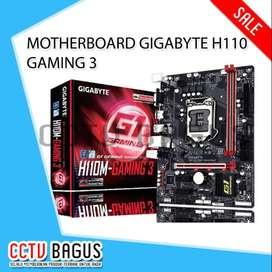 MOTHERBOARD GIGABYTE H110 GAMING 3