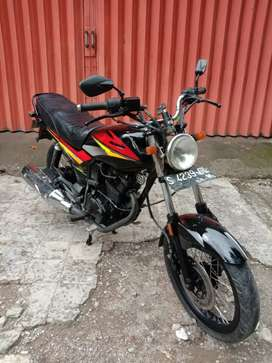 Honda gl max th 97 dobel stater cc200 plat s tuban surat lgkp pjak off