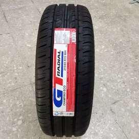 Ban GT Radial murah size 215-65 R15 Champiro Eco Baleno Katana Swift