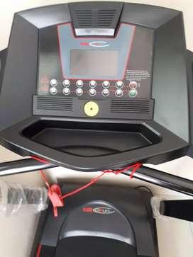 Alat fitnes dan binaraga tread mill automatic merk aibi ab t 1380