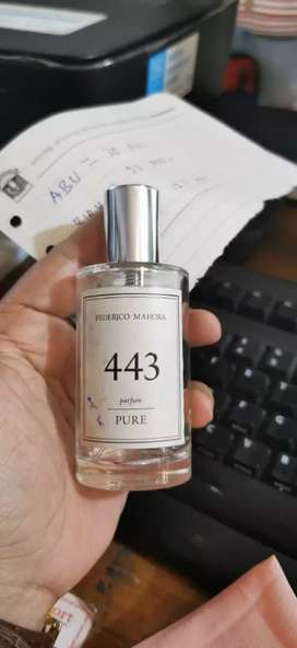 Parfum Original Import Eropa : PURE