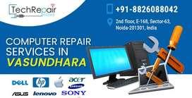 Computer Repair in Vasundhara - Just a Call Away