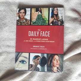 Buku tips tricks daily face makeup look english