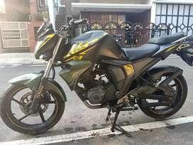 Yamaha fz s version 2 Army Edition