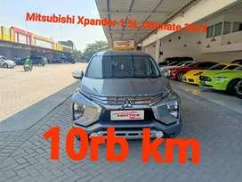 Mitsubishi Xpander 1.5L Ultimate 2019 Grey On Beige 10rb km Record