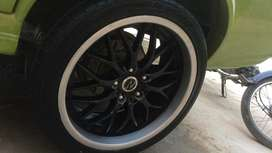 18 inches alloy rims