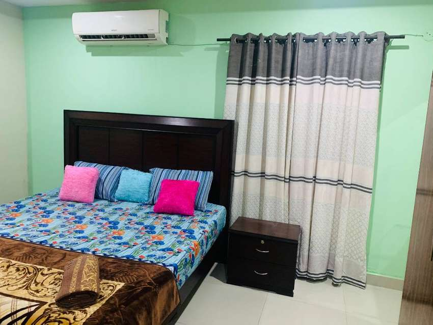 Furnished Apartment Available On Daily Basis For Rent 0