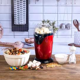 UK imported Giles & Posner Healthy Fat-Free Hot Air Popcorn Make
