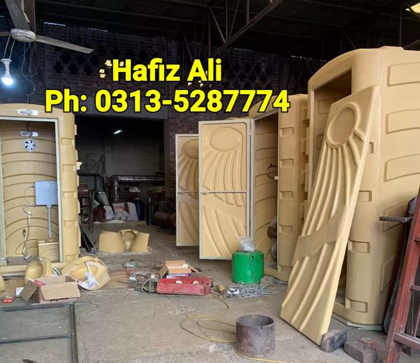 Washroom/toilet,porta cabin,prefab house,office container,guard room 0