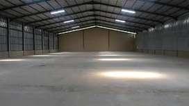 Disewakan gudang Zona Industri, di Pringapus, dekat Ungaran, Exit toll
