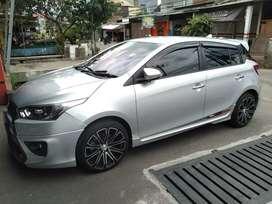 Toyota New Yaris TRD Sportivo AT 2015 Silver
