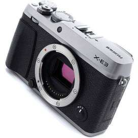 Fujifilm X-E3 Mirrorless Digital Camera with XF 23mm f2 Bisa Dicicil