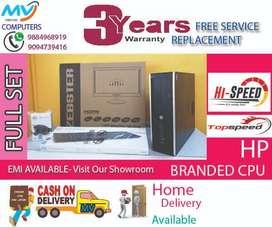 dvd]hp-4gb ram+cpu-i5 3rd gen i7/hdd 500GB/computer@warranty/delivery