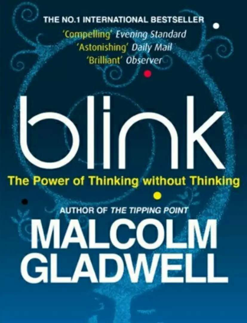 Blink (The power of thinking) 0