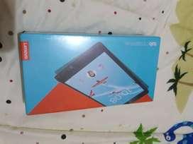 Tablet Lenovo dapat hadiah dus masih segel belum dibuka samasekali