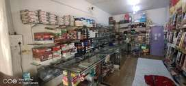 12×24 shop all glass furniture and clothes  man's and kid wear