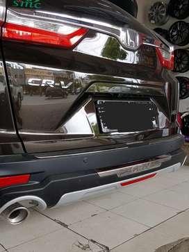 Front + rear bumper guard bemper depan belakang honda CRV turbo 2019