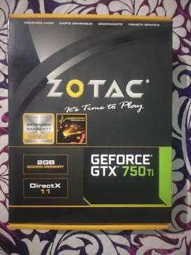 Zotac Gtx 750ti graphics card