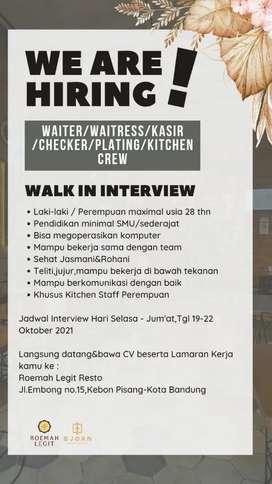 Walking Interview