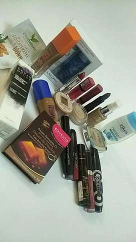 Imported cosmatics products.