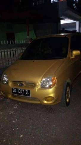 Hyundai atoz kuning mantap