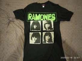 Fs Kaos band Ramones - Hey Ho Lets Go