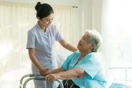 Jasa penyalur tenaga perawat lansia / orang sakit