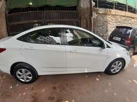 Hyundai Verna 2012 Diesel 88591 Km Driven