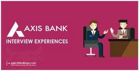 Axis  process Job openings for 10th/12th/ Graduate  in  DeIhi NCR