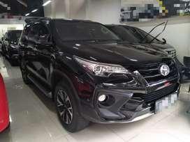 Toyota Fortuner VRZ 2.4 TRD Diesel Automatic/At 2018 km sedikit
