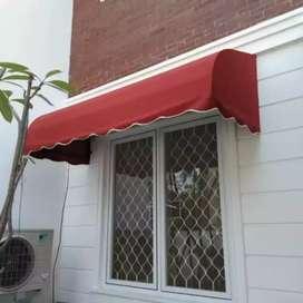 Awning canopy minimalis karawaci