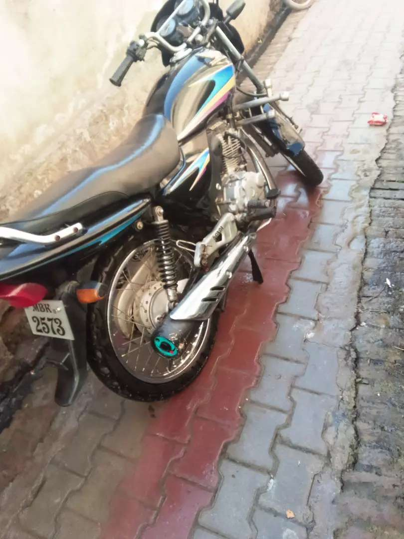 Honda delux 125 exchange Possible 0