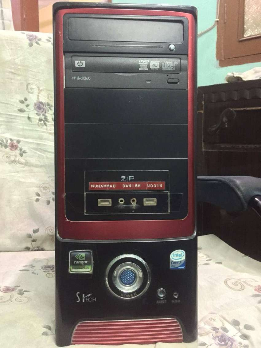 Customized Intel Core2 Duo Computer For Sale