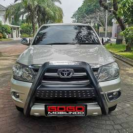 Fortuner 2,5 G dsl manual, siap kredit acc yes