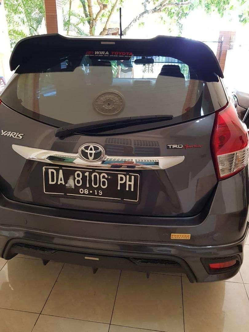 Toyota Yaris TRD 0