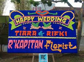 Karangan Bunga Papan Lampung Terlengkap (R' Kapitan Florist)
