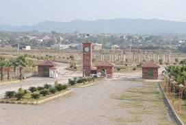5 Marla plot for sale Royal City Islamabad